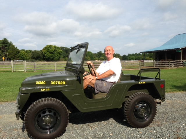 Mo Wilson Properties USMC Jeep